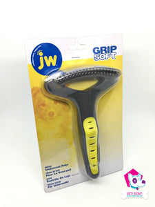 JW Grip Soft - Undercoat Rake