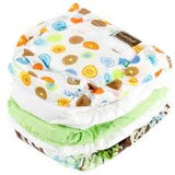 Kushies Ultra-lite diapers - 5 pk
