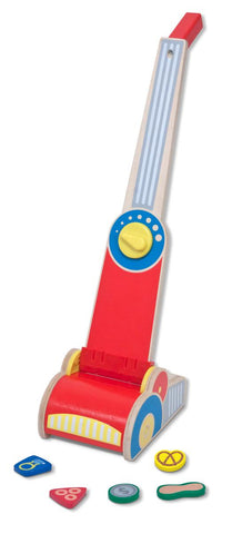 Melissa and Doug Vacuum play set