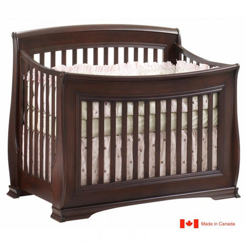Natart Bella 5 in 1 convertible crib -  call or visit us to order - not sold online - in-store pickup only
