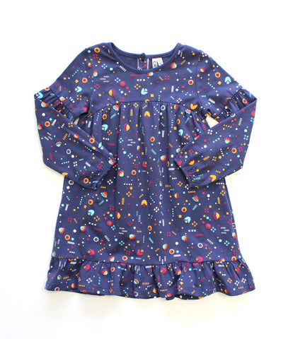 Globaltex CR Kids dress 2-6X