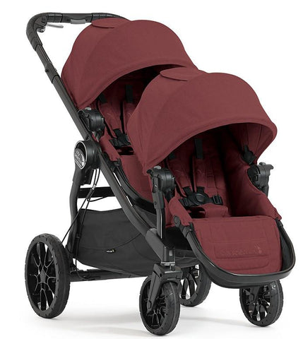 Baby Jogger City Select stroller with second seat
