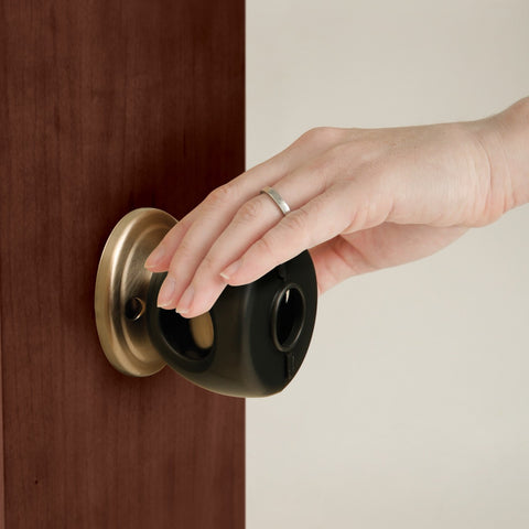 Safety 1st Grip n Twist door knob covers 3pk