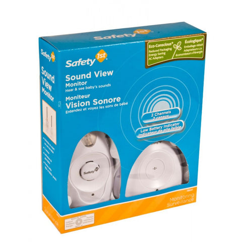 Safety 1st Sound View Monitor