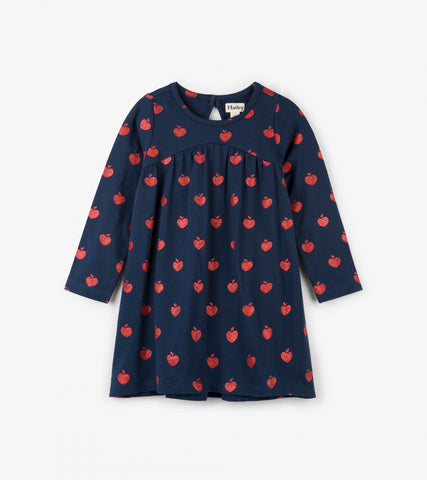 Hatley apple dress