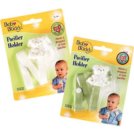 Baby Buddy original pacifier holder