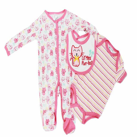 Baby Mode 3 piece set Little Miss Perfect