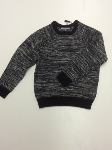 Romy and Aksel boy's pullover sweater