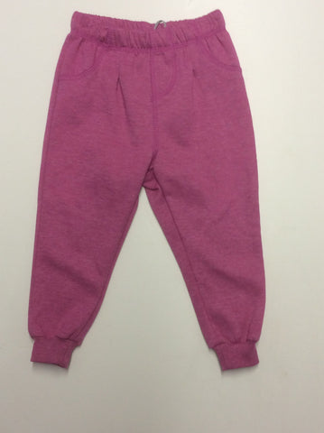 Rococo infant girl's jog pant