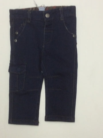 Rococo infant boy's jean
