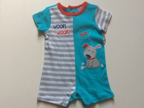 Baby Mode infant boy's romper