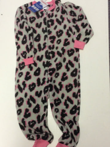 Snugabye girl's polar fleece pyjama