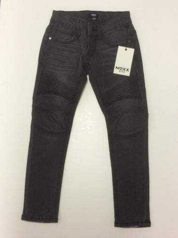 Mexx boy's black wash jean