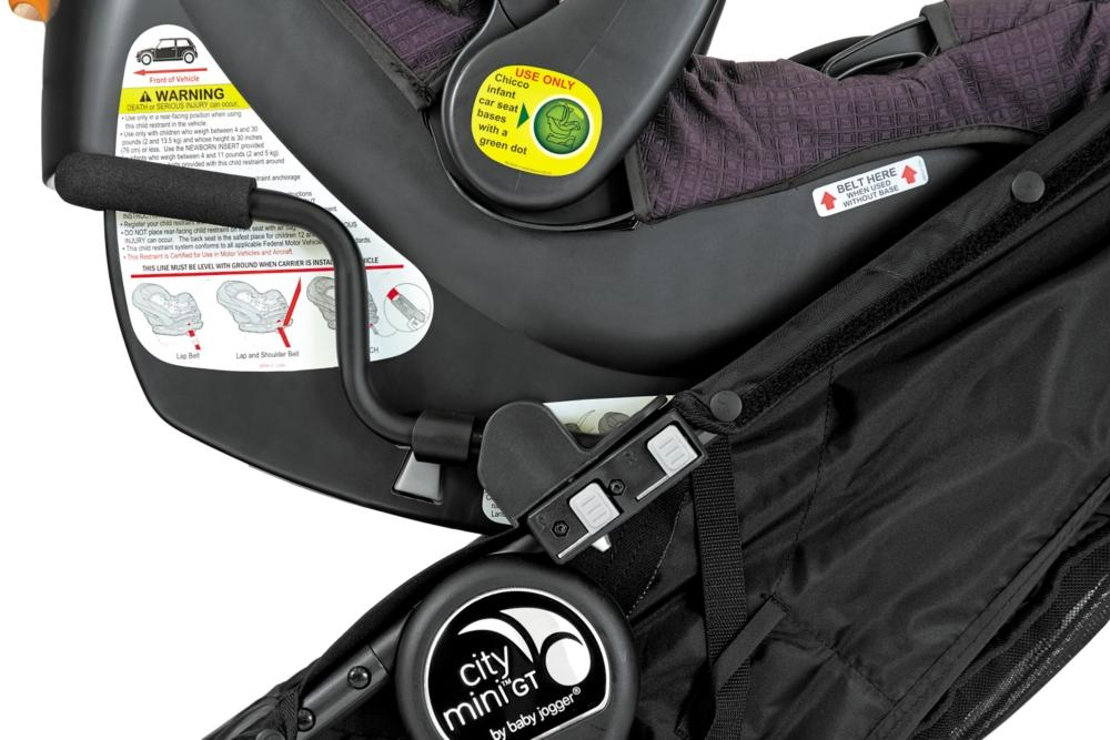 Baby Jogger Perego Chicco Car Seat Adapter For City Elite