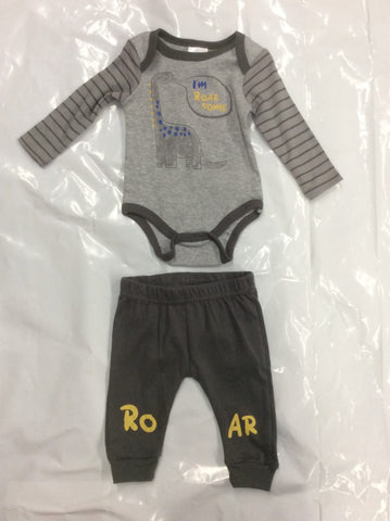 Baby Mode infant boy's 2-piece set