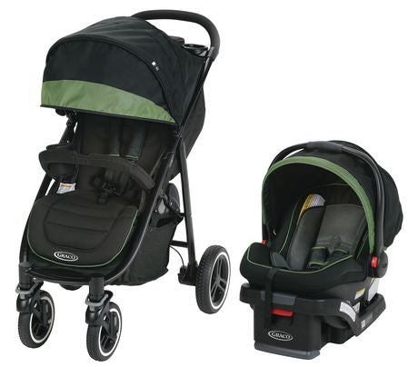 Graco Aire 4XT travel system