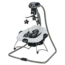 Graco Duet Connect LX Multidirectional swing