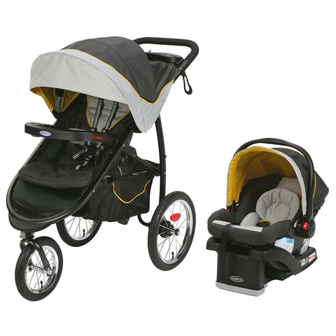 Graco Fast Action Fold jogging travel system