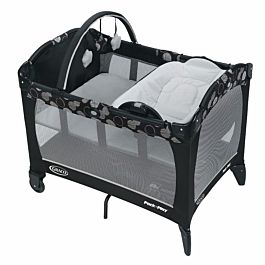 Graco Pack n Play Reversible Lounger and Changer