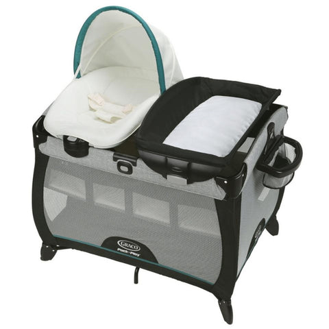 Graco Quick Connect Pack n Play lounger