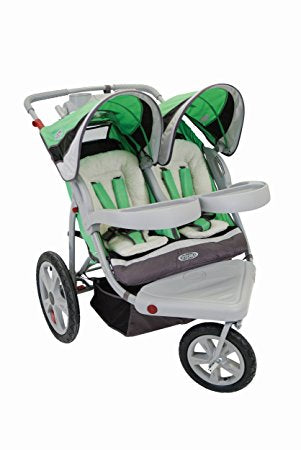 In-Step Grand Safari double jogging stroller