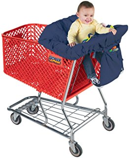 Jolly Jumper Deluxe Sani-shopper cart cover