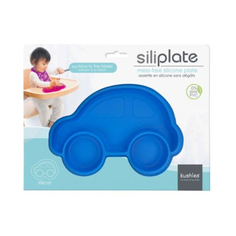 Kushies Siliplate silicone plate
