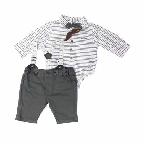 Little Gent 3 piece bowtie set