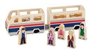 Melissa and Doug Passenger train