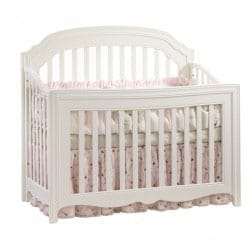 Natart Allegra 5 in 1 convertible crib - call or visit us to order - not sold online - in-store pickup only