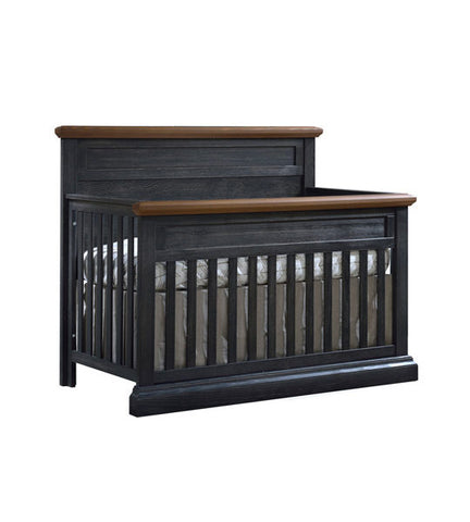 Natart Cortina 5 in 1 convertible crib - call or visit us to order - not sold online - in-store pickup only