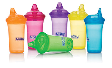Nuby No-Spill 9 oz cup