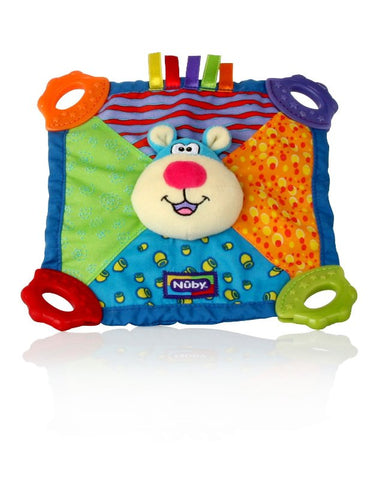 Nuby Teething Blanket