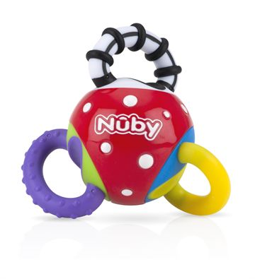 Nuby TwistaBall Playful Teether