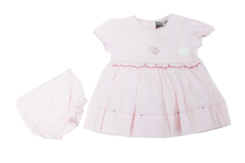 Rock a Bye infant pink dress