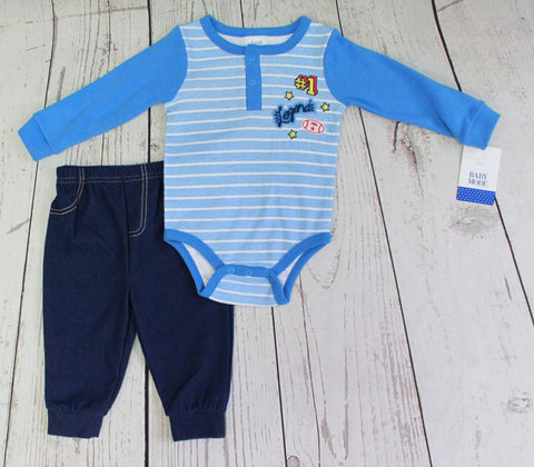 Baby Mode infant boy's 2 piece set