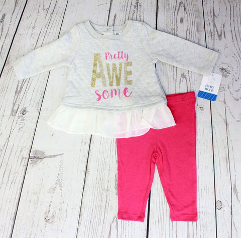 Baby Mode girl's 2 piece set