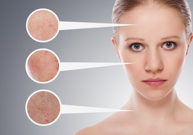 Common Causes Of Skin Problems And Their Solutions