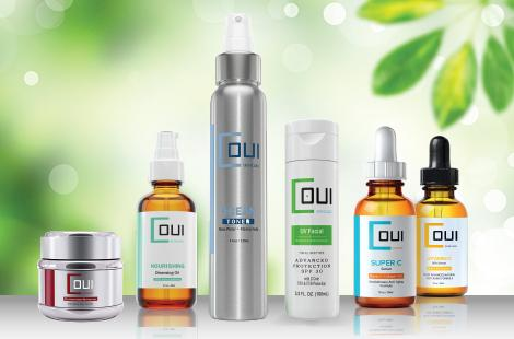 COUI skincare products