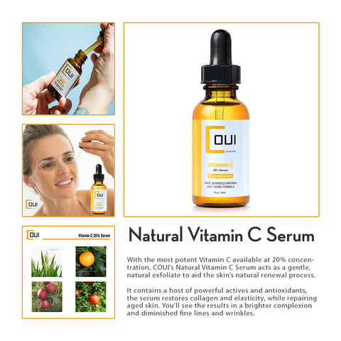 COUI Natural Vitamin C Serum