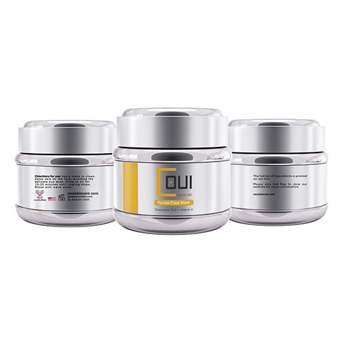 COUI Revital Face Mask Jars