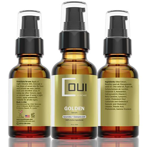 COUI Golden Serum Triple