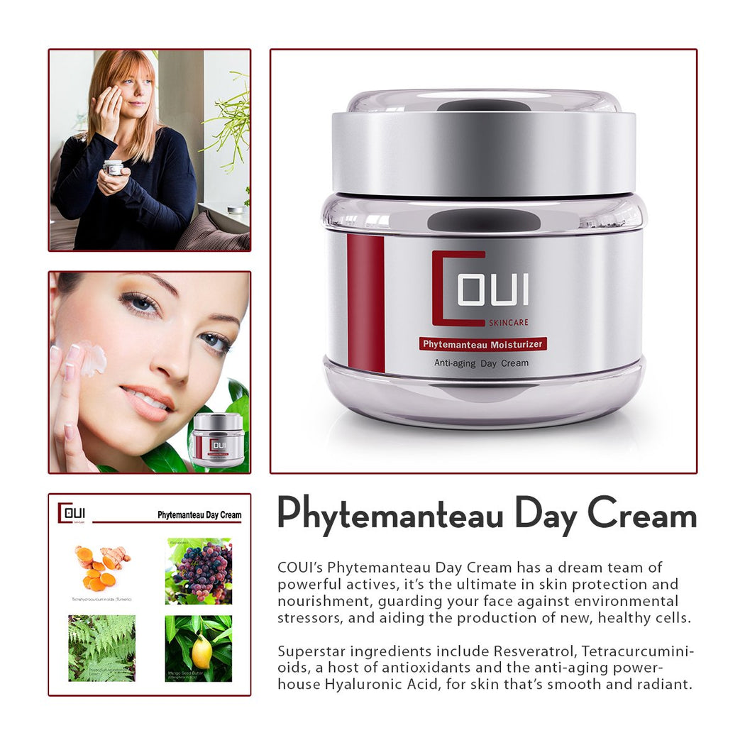 COUI Phytemanteau Day Cream Product Summary