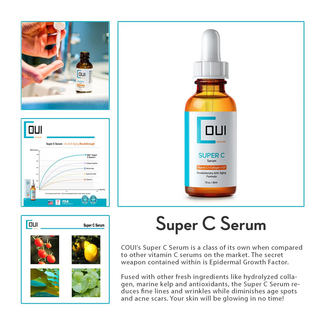 Super C Serum Product Summary
