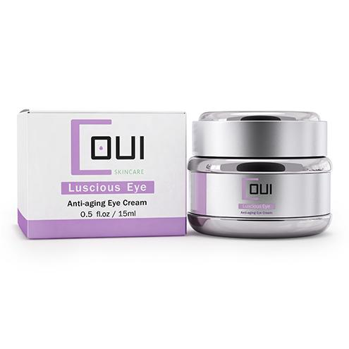 COUI Luscious Eye Cream Box