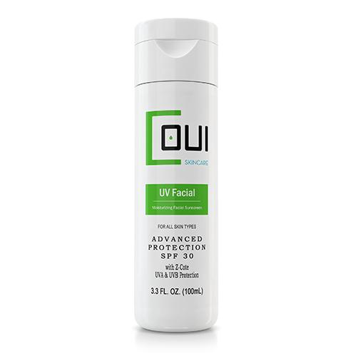 COUI Moisturizing SPF 30 Facial Sunscreen Lotion