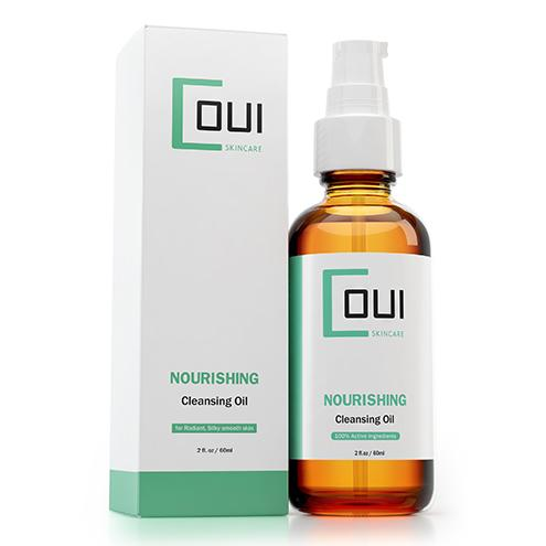COUI Nourishing Facial Cleansing Oil Box