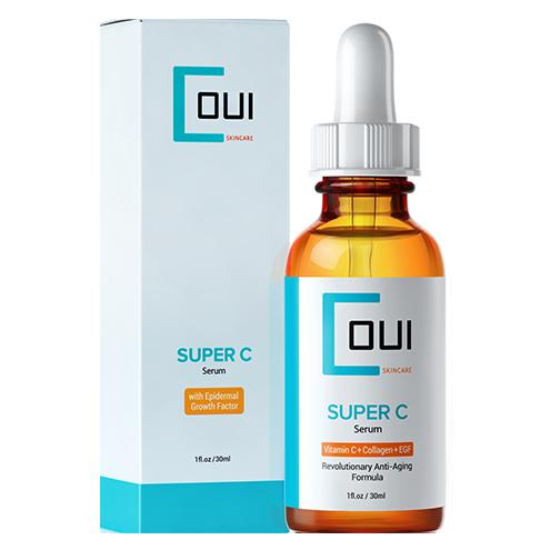 COUI Super C Serum Box