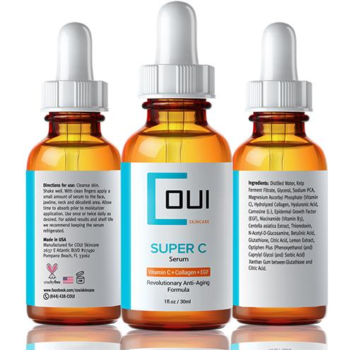 COUI Super C Serum Triple