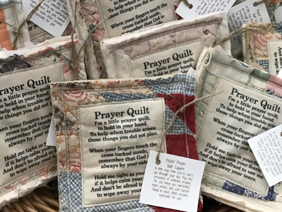 prayer quilts offer comfort to those in need